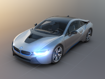 BMW i8 Configurator