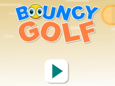 Bouncy Golf