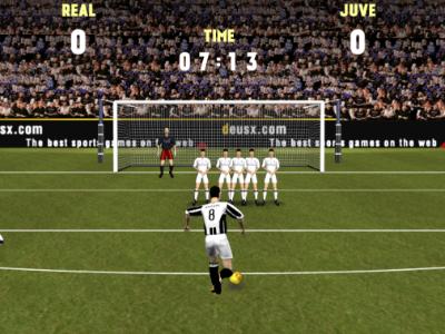 Juve vs Real