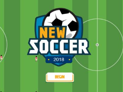 New Soccer 2018