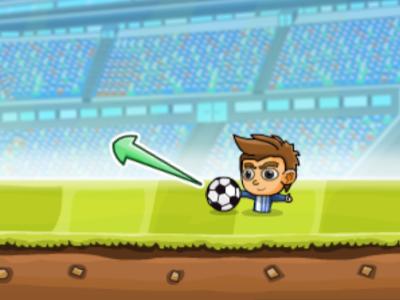 Puppet Soccer Online