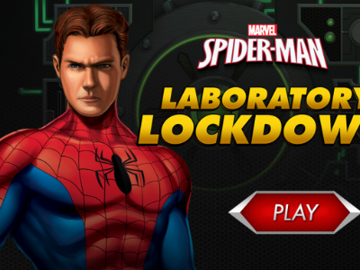 Spiderman Laboratory Lockdown